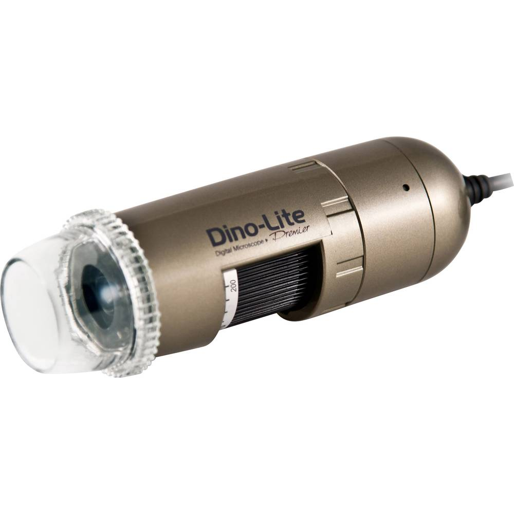 Dino Lite digitalna mikroskopska kamera USB 1.3 mio. piknjica, faktor uvećanja 10 x - 70 x; 200 x