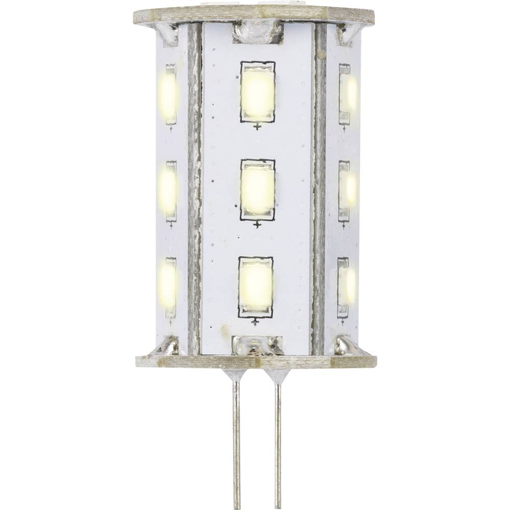 LED žarulja sygonix G4 2.4W=20W toplo-bijelo svjetlo duguljasti oblik