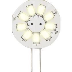 LED Stiftform G4 Sygonix 1.5 W 133 lm A Varmvit 1 st