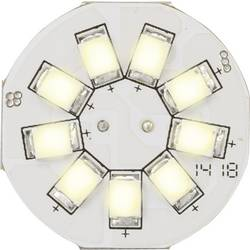 LED žarnica G4 oblika svinčnika 1.5 W = 10 W topla bela (premer x D) 23 mm x 17 mm EEK: A Sygonix 1 kos