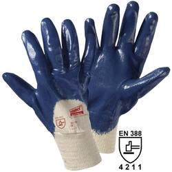 worky 1450C pamučne rukavice Cross Nitril pamuk s prevlakom od nitrilnog kaučuka
