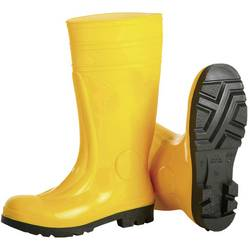 S.A.D. 2490 PVC-Varovalni visoki čevlji SAFETY EN ISO 20345:2004 S5 39