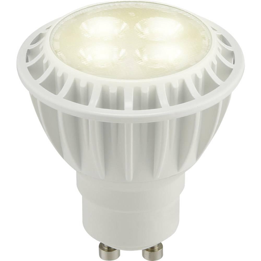 LED žarnica GU10 reflektorska 6.5 W = 50 W (premer x D) 50 mm x 57 mm EEK: A Sygonix 1 kos