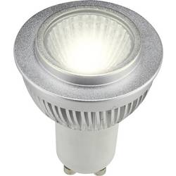 LED žarnica GU10 reflektorska 4 W = 25 W topla bela (premer x D) 49.20 mm x 64.50 mm EEK: A+ Sygonix 1 kos
