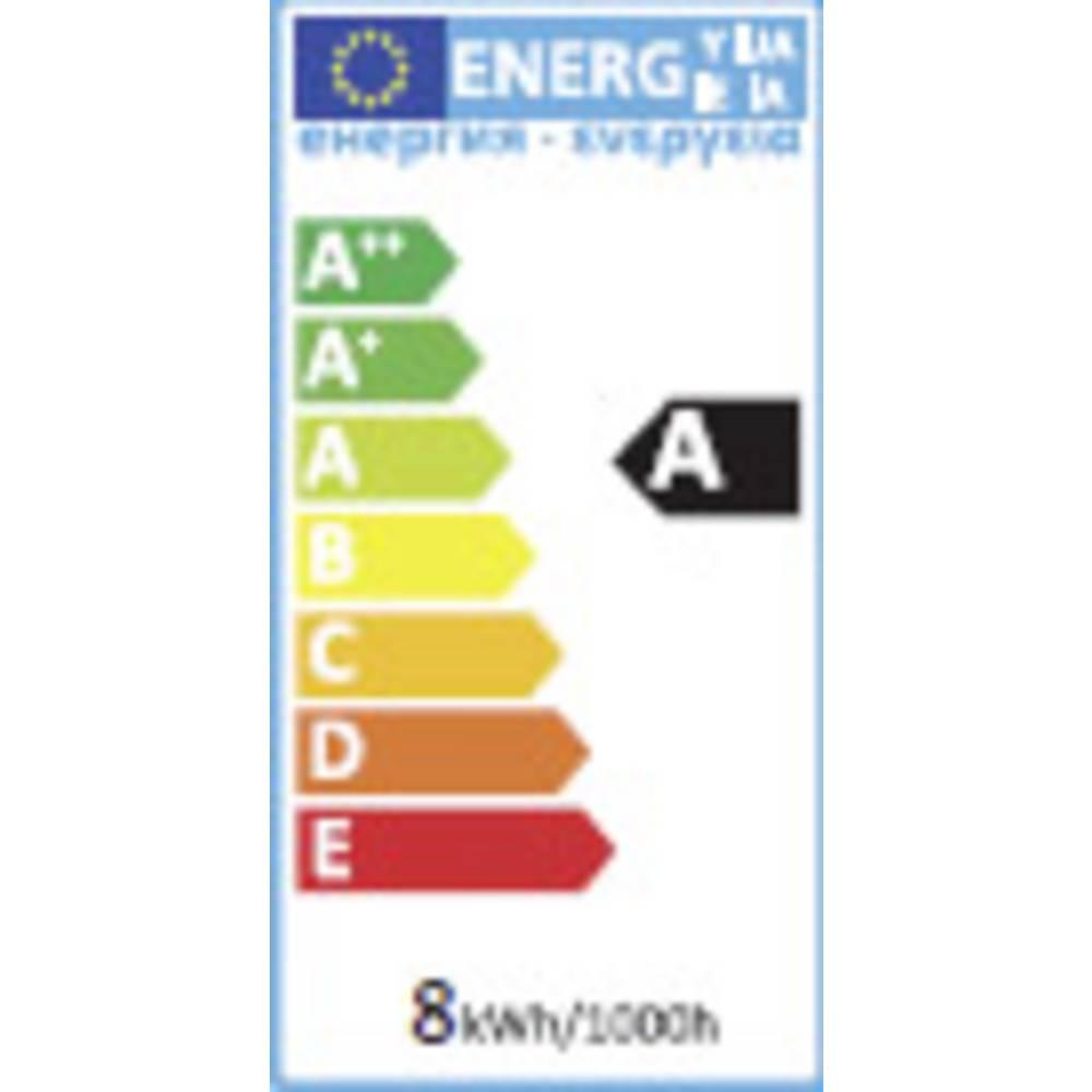 LED žarnica GU5.3 reflektorska 6.5 W = 35 W topla bela EEK: A Sygonix 1 kos