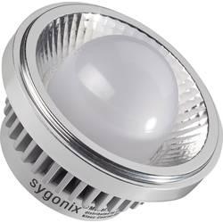 LED žarnica G53 posebna oblika 15 W = 120 W topla bela (premer x D) 110 mm x 97 mm EEK: A+ Sygonix 1 kos