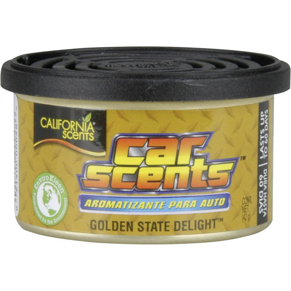Miris za automobil California Scents Golden State 1 kom.