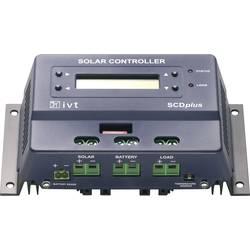 Solcelle-opladningsregulator IVT SCDplus 25A 12 V, 24 V 25 A