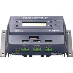 Solcelle-opladningsregulator IVT SCDplus 40A 12 V, 24 V 40 A