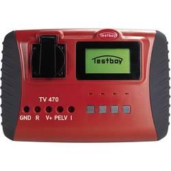 Tester Testboy TV 470, sukladno s VDE 0701/0702, DIN ES 62353 (VDE 0751-1)