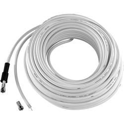 Koaksjialni kabel 75 75 dB bijele boje Vivanco 44050 1 Set