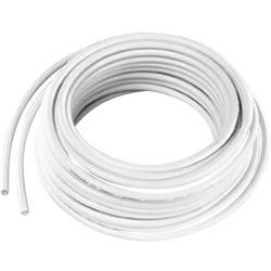 Koaksjialni kabel 75 dB bijele boje Vivanco 19415 10 m