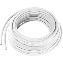 Koaksjialni kabel 75 dB bijele boje Vivanco 19417 20 m