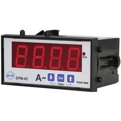 ENTES EPM-4C-48 programirivi 1-fazni AC mjerač struje ugradbeni instrument s vanjskim relejom
