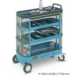 Orodje, materijal in montažni voziček Hazet 172HD