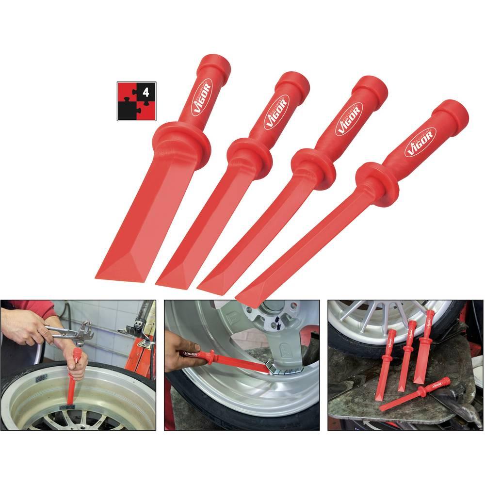 Komplet alata za uklanjanje zaljepljenih utega V2512 Vigor