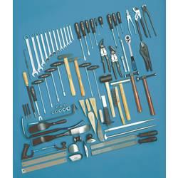 Set alata za obrtnike 77-dijelni set Hazet 0-1900/77