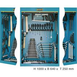 Set alata za obrtnike 116-dijelni set Hazet 111/116