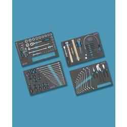 Set alata za obrtnike 117-dijelni set Hazet 0-7/117