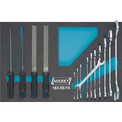 Set alata za obrtnike 15-dijelni set Hazet 163-55/15