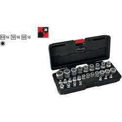 Komplet univerzalnih E-TORX nasadnih ključev Vigor V2687