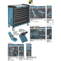 Kolica za alat Assistent 179 XL-7 sa 232-dijelnim sortimentom Hazet 179XL-7/232