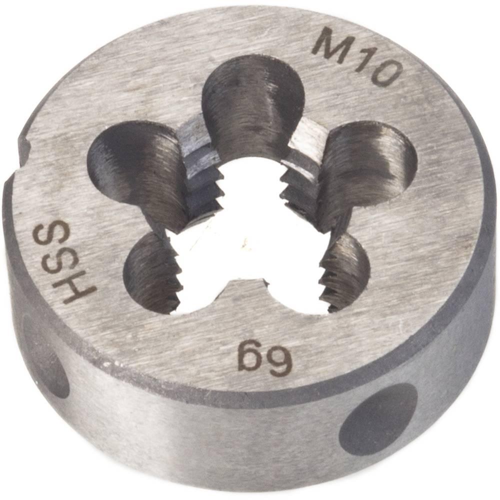 Navojna čeljust, metrična izvedba M10 Hazet 849AG-M10 HSS