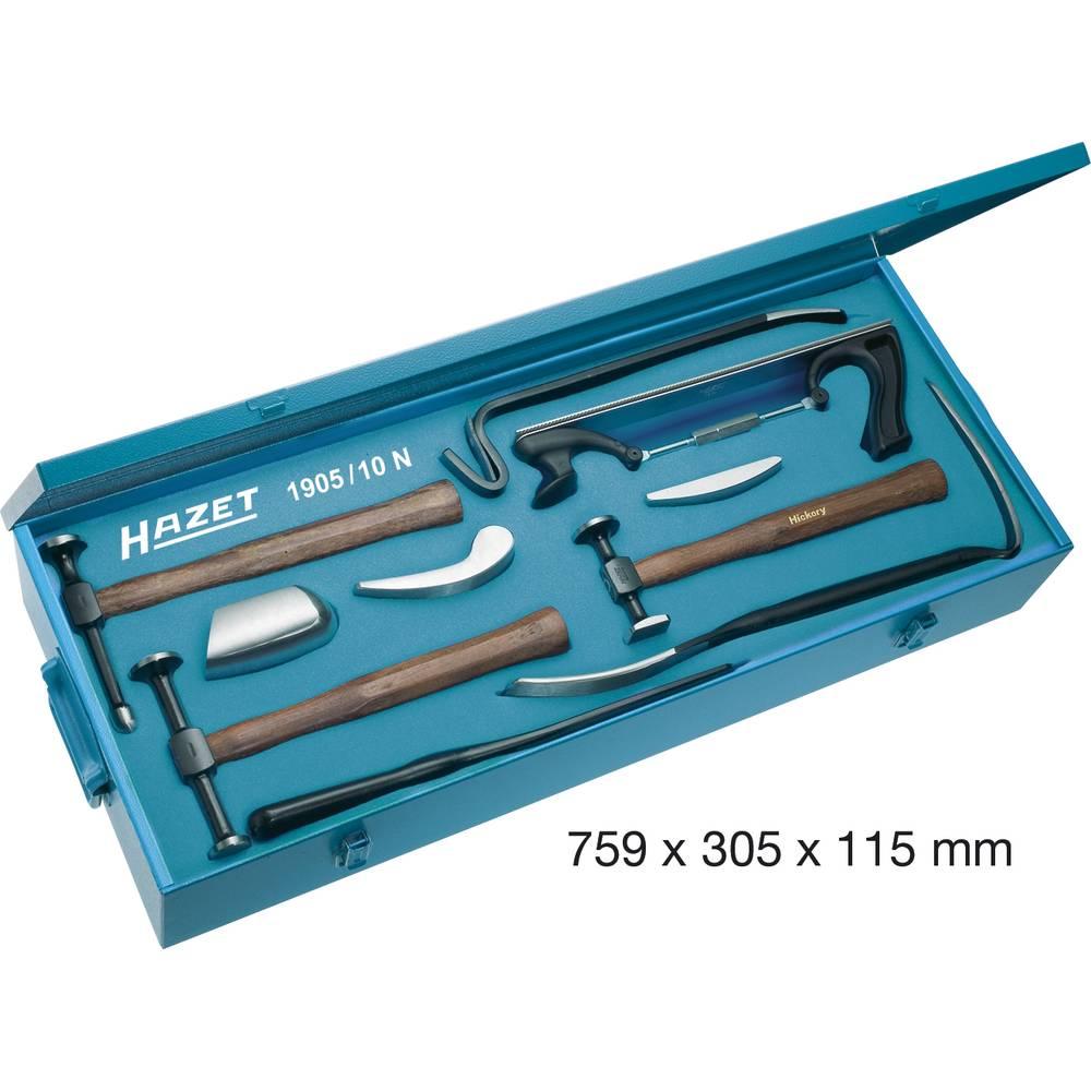 Kleparsko orodje - komplet Hazet 1905/10N