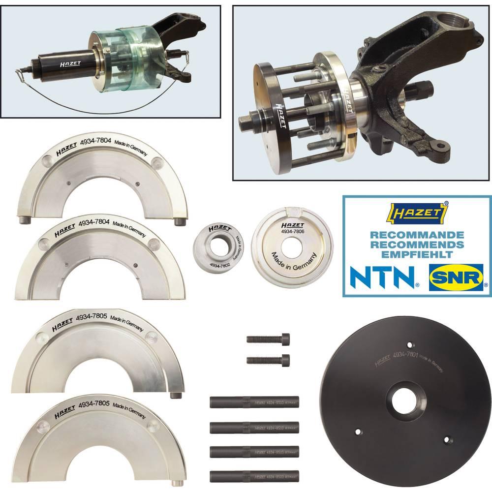 Komplet alata za jedinicu za skladištenje kompaktne glave kotača 4934-3478/11 Hazet
