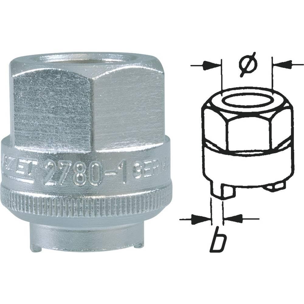 Žlijebni ključ za amortizer 2780-1 Hazet