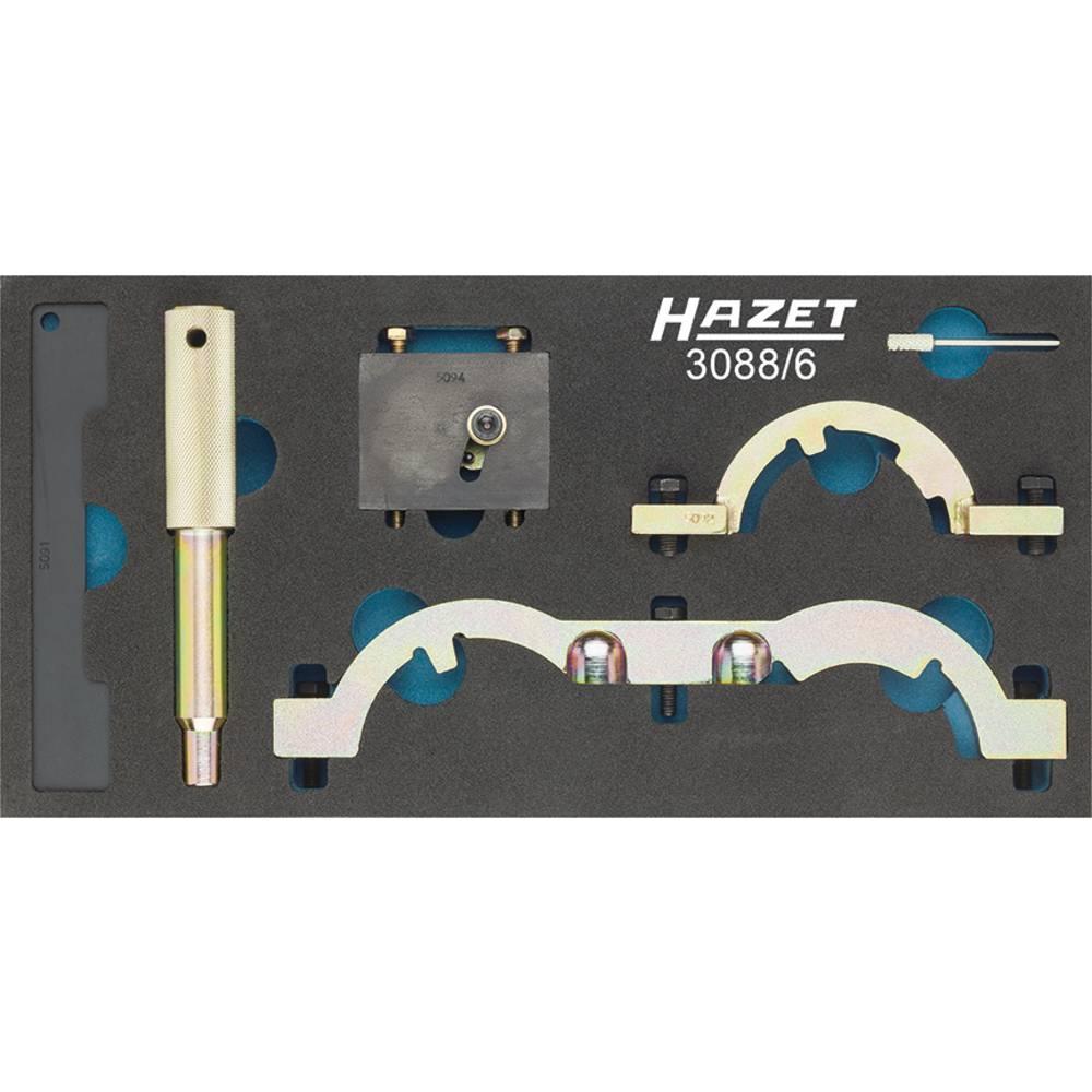 Alat za podešavanje motora 3088/6 Hazet OPEL 4-dijelni