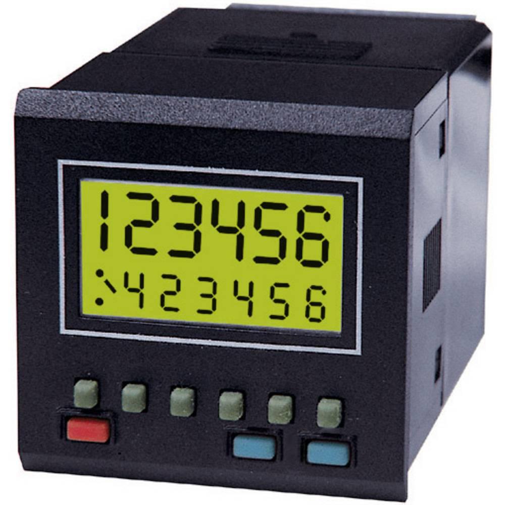 Predodabirno brojilo i timer sa pred razdjelnikom Trumeter 7932, dimenzija: 45 x 45 mm