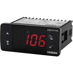 Emko 3-mestni programabilni ON/OFF temperaturni regulator s časovnikom in brenčalom ter uporovnim termometrom PTC