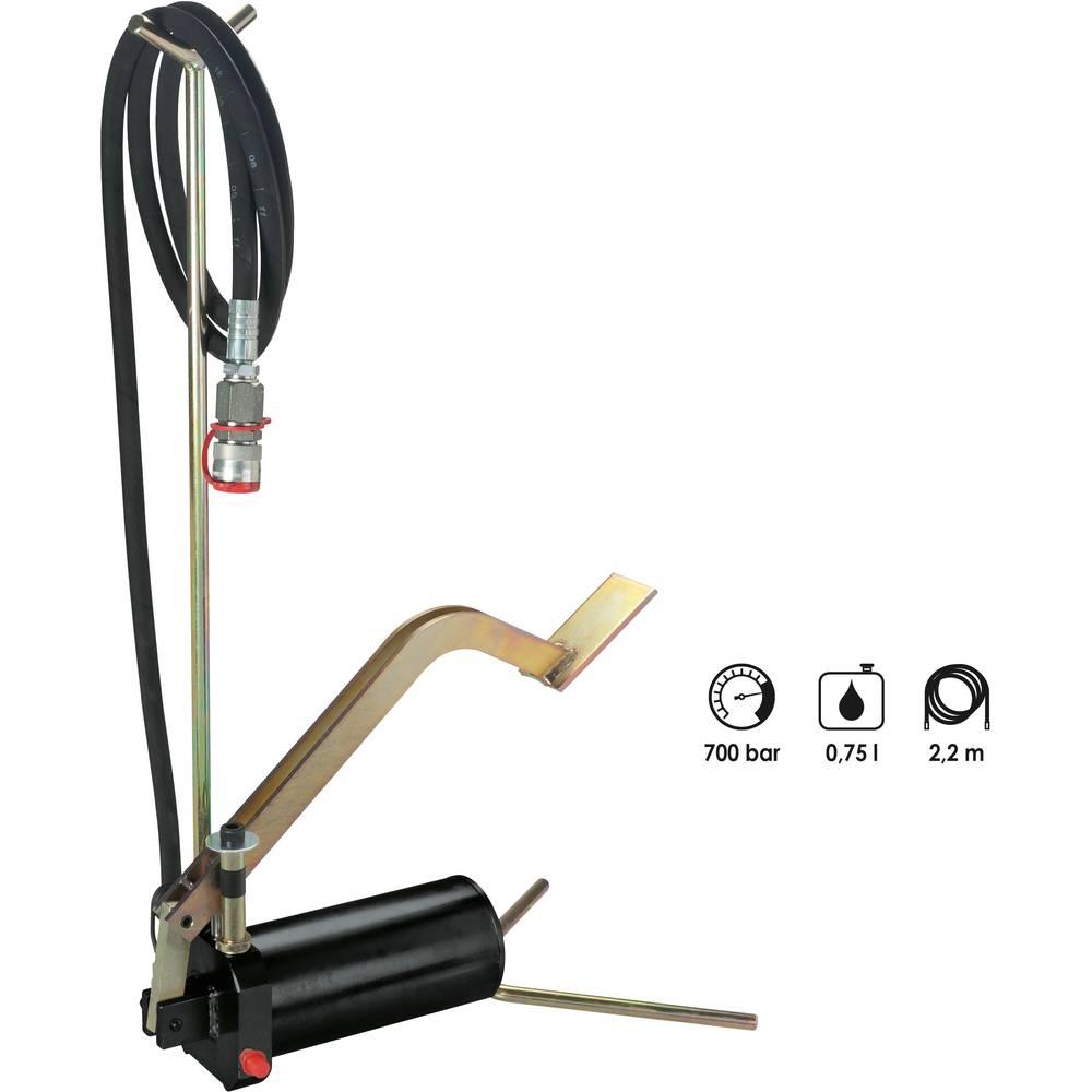 Hidraulička nožna pumpa V2847 Vigor 3-dijelna