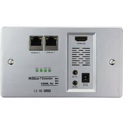 Inakustik Exzellenz HD-Base-T sprejemnik IP-stenska vtičnica