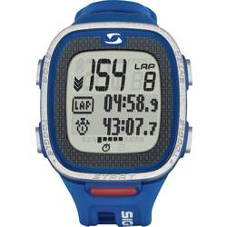 Ura za merjenje srčnega utripa s priloženim prsnim trakom Sigma PC 26.14 blue STS, modra