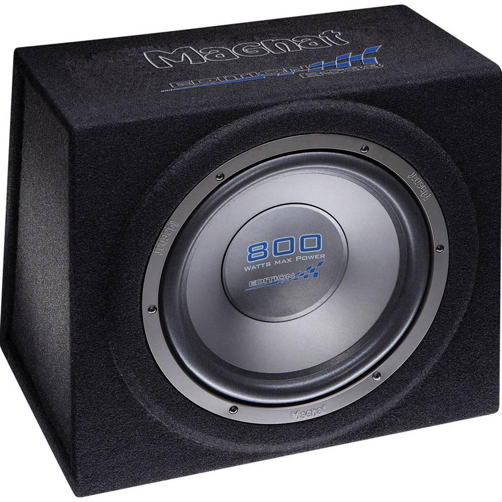 Avtomobilski globokotonski zvočnik, pasivni 800 W Magnat Edition BS 30 črni