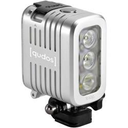 Akcijsko svjetlo srebrno Qudos by Knog za GoPro + ostale akcijske kamere, DSLR-ove, stative
