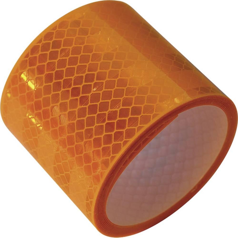Reflektirajuća ljepljiva traka LAS žuta duljina=2 m širina=50 mm