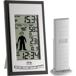 TFA Brezžična vremenska postaja Weather Boy, črna