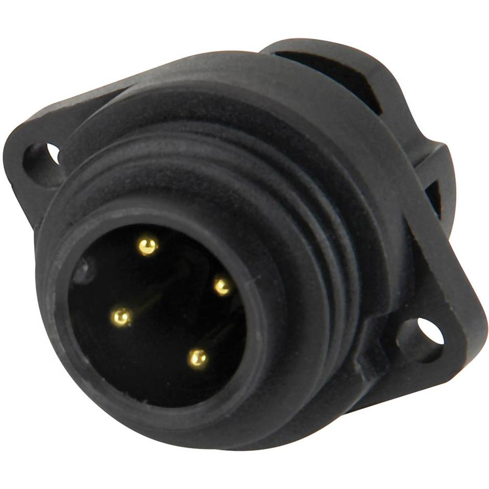 IP67 vtič za naprave serije WA22 poli: 3 + PE 16 A 814059 Weipu 1 kos