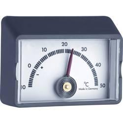 Okenski termometer TFA 19.2010 črne barve