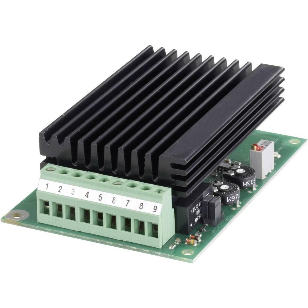 1-kvadrantni regulator vrtljaja s ograničenjem struje EPH Elektronik GS24S/03/P