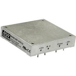 DC/DC pretvornik Mean Well MHB100-24S05 +5 V/DC 20 A