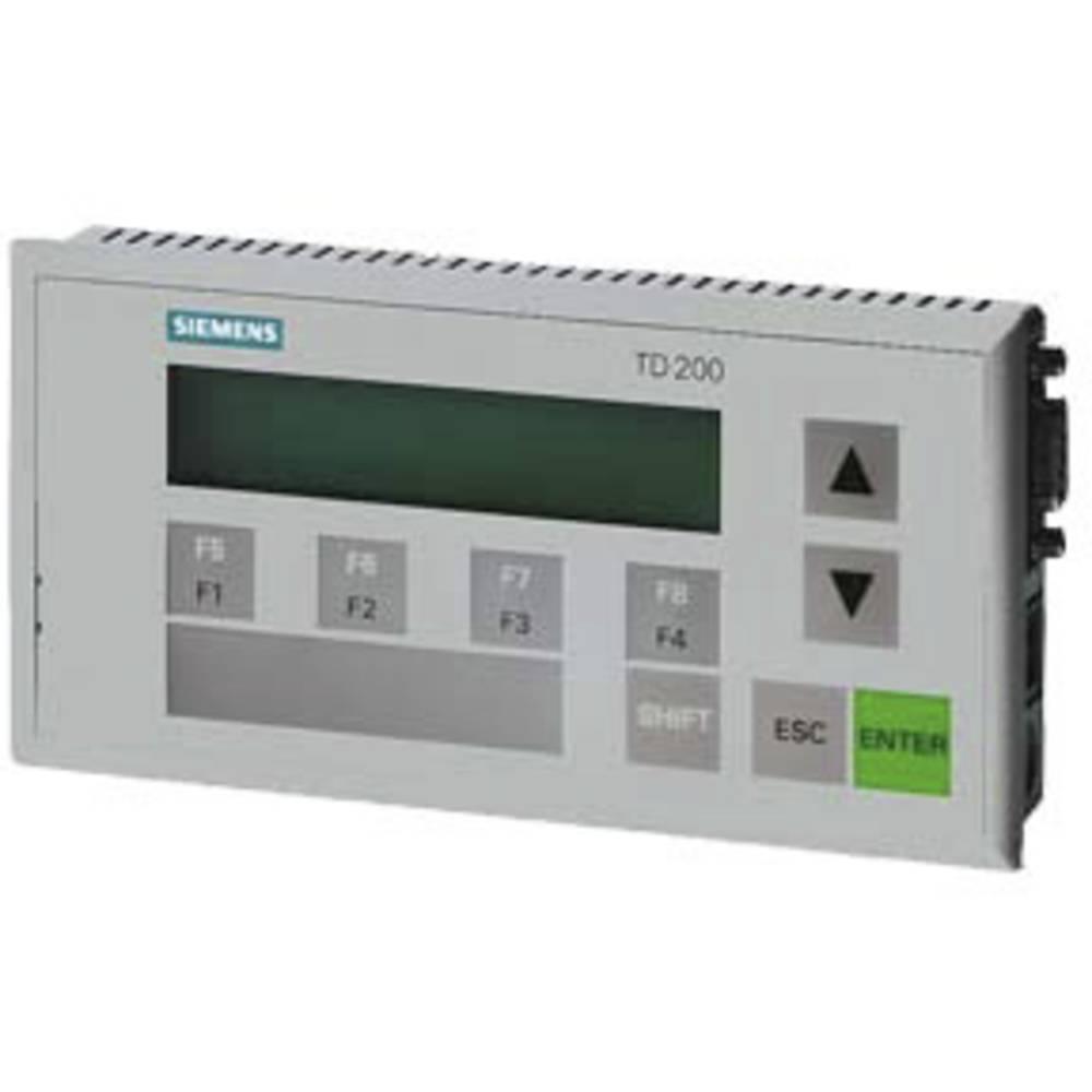 SPS razširitev zaslona Siemens TD 200 6ES7272-0AA30-0YA1 20 Zeichen je Zeile