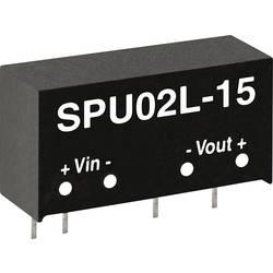 DC/DC pretvornik Mean Well SPU02L-05 5 V/DC 400 mA