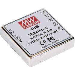DC/DC pretvornik Mean Well SKA40B-15 +12 V/DC 3.33 A