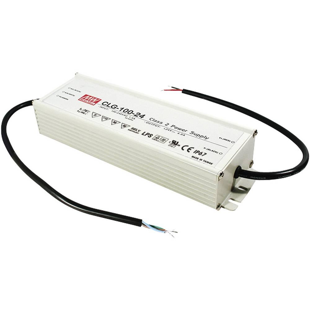 LED gonilnik, konstantni tok Mean Well CLG-100-48 96 W (maks.) 2 A 36 - 48 V/DC možnost zatemnjevanja