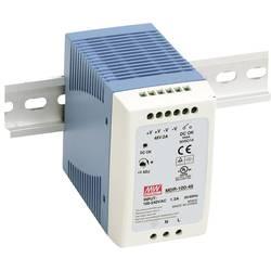 Napajalnik za namestitev na vodila (DIN letev) Mean Well MDR-100-12 12 V/DC 7.5 A 90 W 1 x