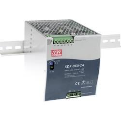 Napajalnik za namestitev na vodila (DIN letev) Mean Well SDR-960-48 48 V/DC 20 A 960 W 1 x